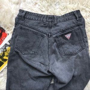Vintage High Waisted Guess Jeans